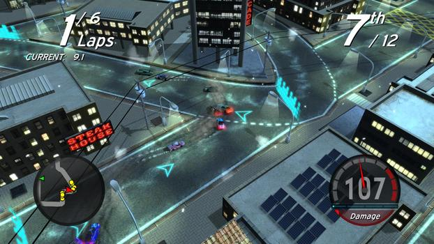 Little Racers STREET on PC screenshot #9