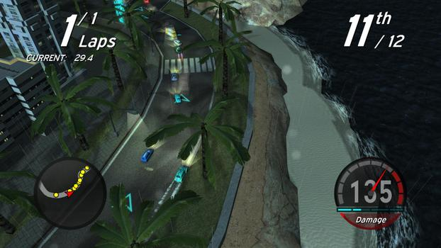 Little Racers STREET on PC screenshot #8