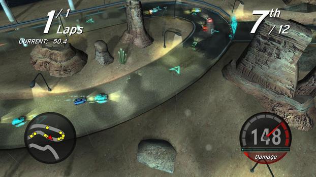 Little Racers STREET on PC screenshot #7