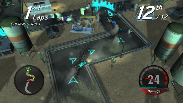 Little Racers STREET on PC screenshot #5