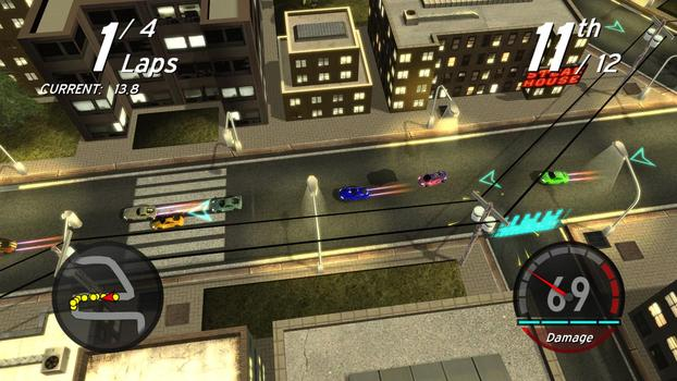 Little Racers STREET on PC screenshot #4