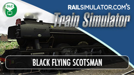 LNER Black Flying Scotsman AddOn