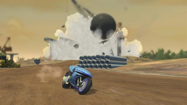 LocoCycle on PC screenshot #1