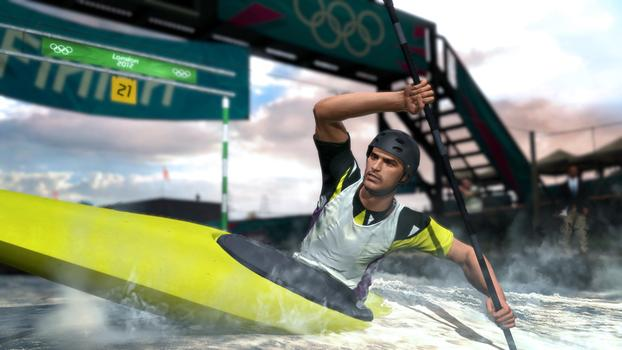 London 2012: The Official video game of the Olympic Games on PC screenshot #6