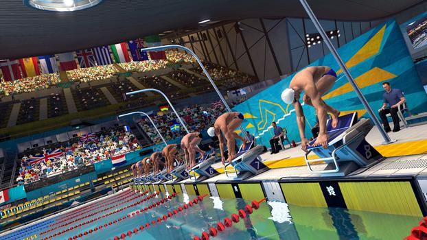 London 2012: The Official video game of the Olympic Games on PC screenshot #5