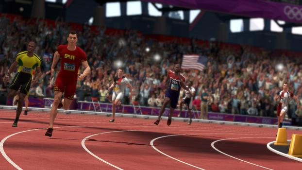 London 2012: The Official video game of the Olympic Games on PC screenshot #4