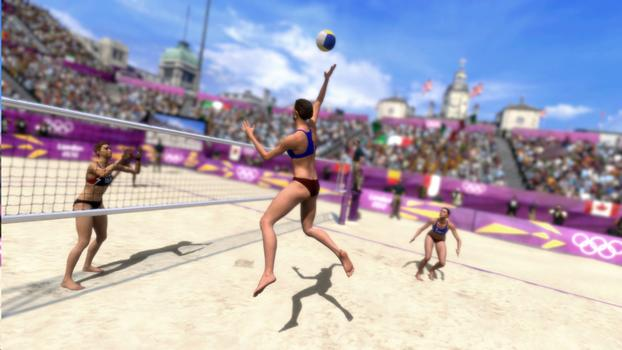 London 2012: The Official video game of the Olympic Games on PC screenshot #3