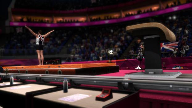 London 2012: The Official video game of the Olympic Games on PC screenshot #1