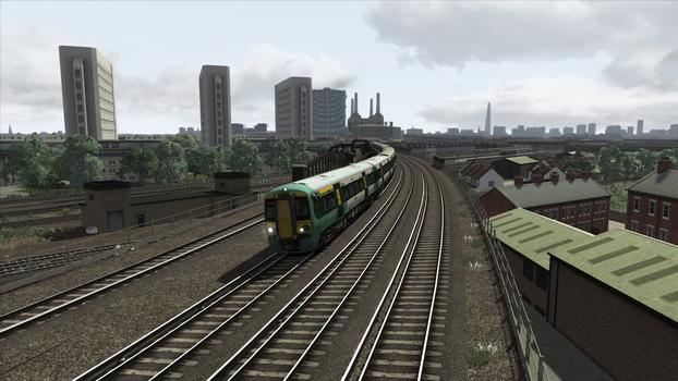Train Simulator: London To Brighton Expansion Add-on on PC screenshot #5