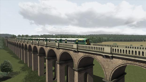 Train Simulator: London To Brighton Expansion Add-on on PC screenshot #4