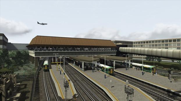 Train Simulator: London To Brighton Expansion Add-on on PC screenshot #3