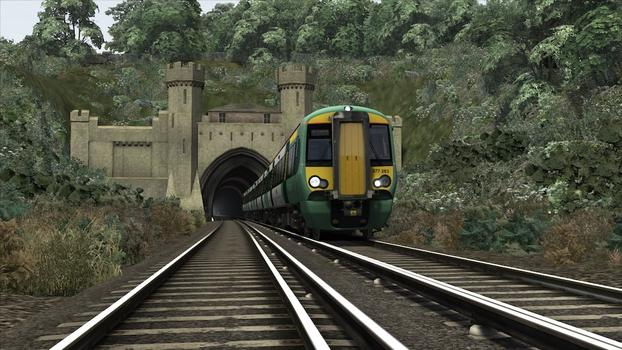 Train Simulator: London To Brighton Expansion Add-on on PC screenshot #2