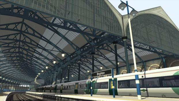Train Simulator: London To Brighton Expansion Add-on on PC screenshot #1