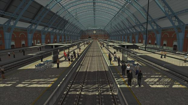 Train Simulator: London Faversham High Speed on PC screenshot #6