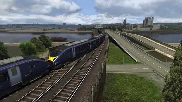Train Simulator: London Faversham High Speed on PC screenshot #5