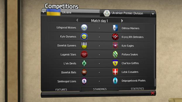 Lords of Football - Eastern European on PC screenshot #4