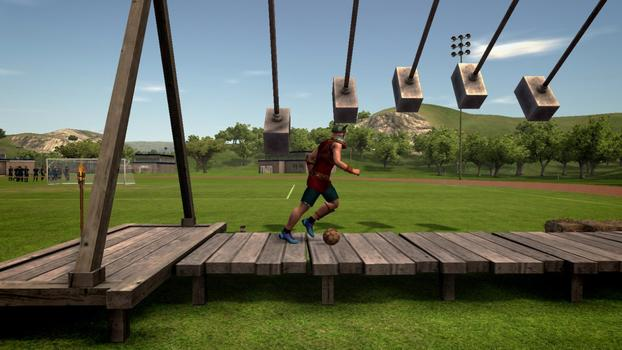 Lords of Football - Super Training on PC screenshot #2