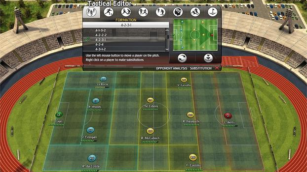 Lords of Football on PC screenshot #2