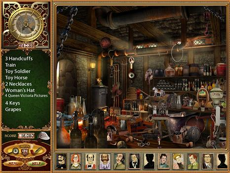 The Lost Cases of Sherlock Holmes on PC screenshot #5