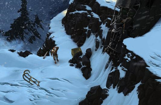 Lost Horizon on PC screenshot #5