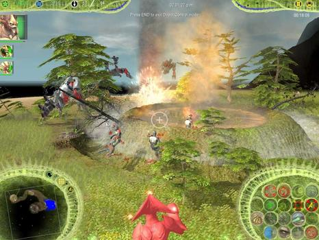Maelstrom: The Battle for Earth Begins on PC screenshot #1