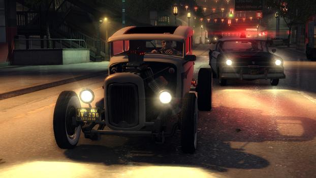 Mafia II DLC: Greaser Pack on PC screenshot #1