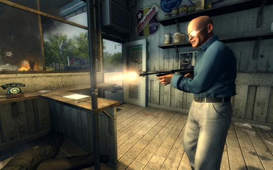 Mafia II DLC: Jimmy's Vendetta on PC screenshot #4