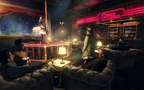 Mafia II DLC: Joe's Adventure on PC screenshot #2