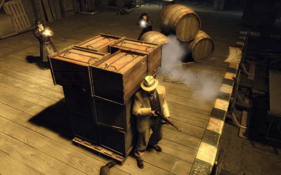 Mafia II DLC: Joe's Adventure on PC screenshot #5