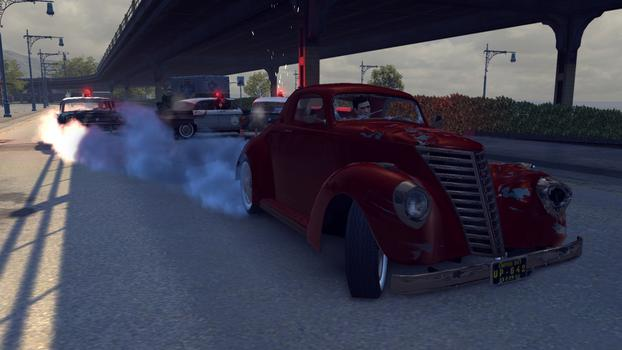 Mafia II DLC: Renegade Pack on PC screenshot #2