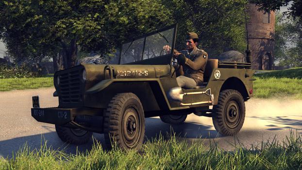 Mafia II DLC: War Hero Pack on PC screenshot #1