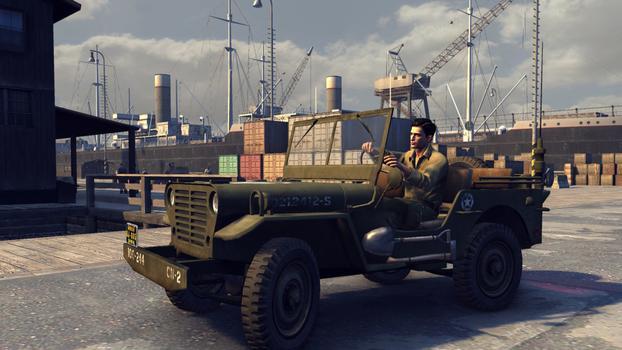 Mafia II DLC: War Hero Pack on PC screenshot #2