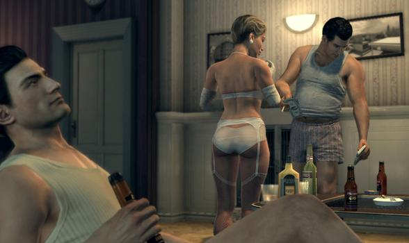 Mafia II on PC screenshot #4