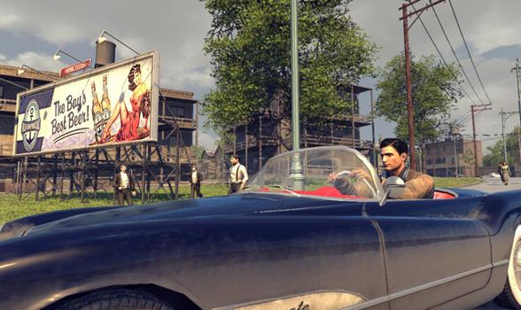 Mafia II on PC screenshot #3