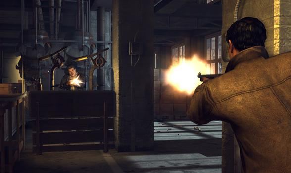 Mafia II on PC screenshot #2