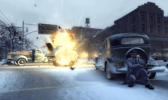 Mafia II on PC screenshot #1