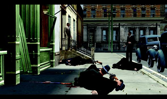 Mafia on PC screenshot #2