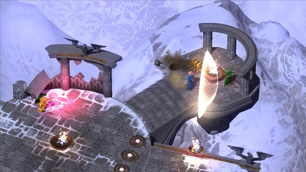 Magicka: Watchtower DLC on PC screenshot #1