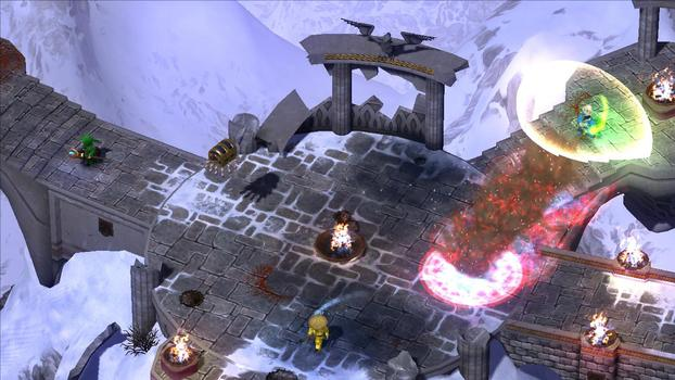 Magicka: Watchtower DLC on PC screenshot #4