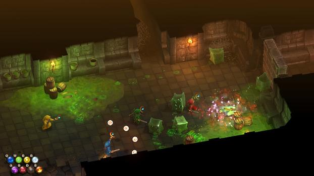 Magicka: Dungeons & Daemons DLC on PC screenshot #6
