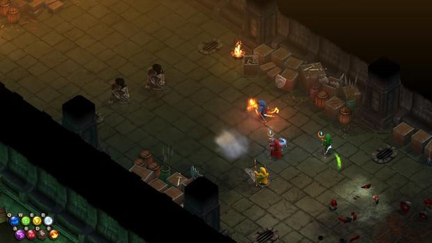 Magicka: Dungeons & Daemons DLC on PC screenshot #4