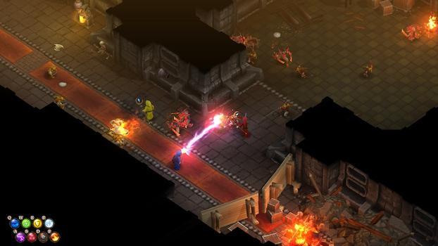 Magicka: Dungeons & Daemons DLC on PC screenshot #3
