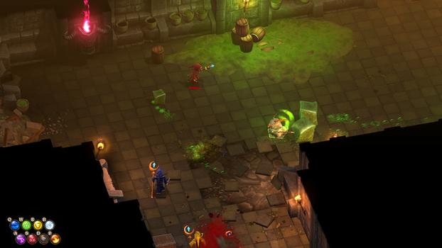 Magicka: Dungeons & Daemons DLC on PC screenshot #2