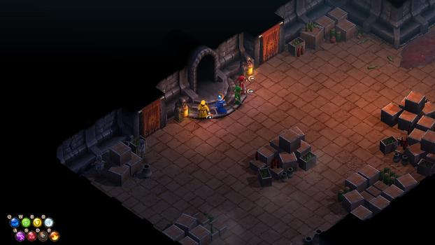 Magicka: Dungeons & Daemons DLC on PC screenshot #1