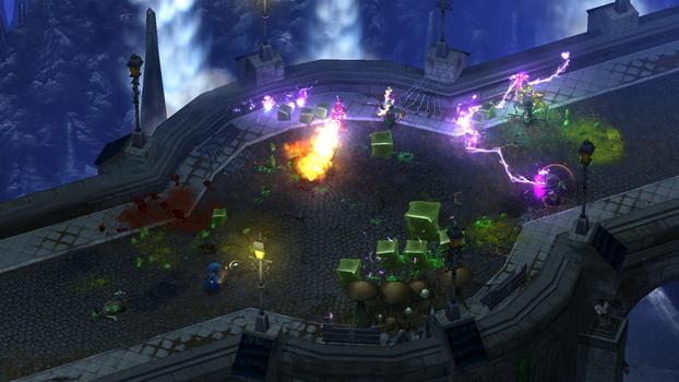 Magicka: Dungeons & Gargoyles DLC on PC screenshot #10