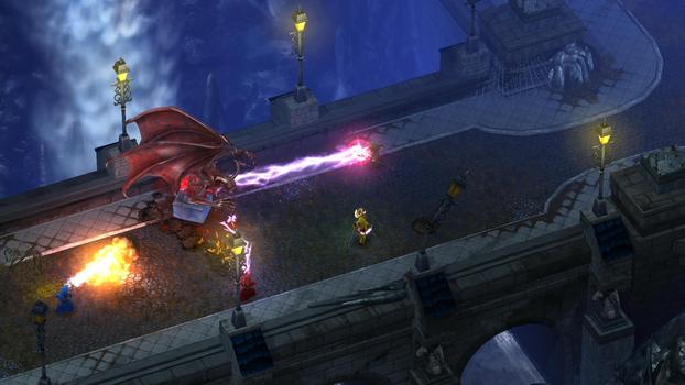 Magicka: Dungeons & Gargoyles DLC on PC screenshot #9