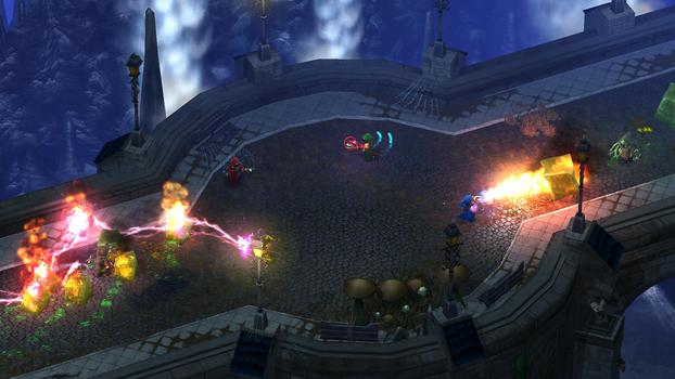 Magicka: Dungeons & Gargoyles DLC on PC screenshot #8