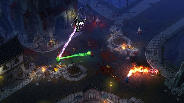 Magicka: Dungeons & Gargoyles DLC on PC screenshot #5