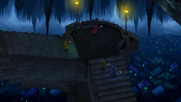 Magicka: Dungeons & Gargoyles DLC on PC screenshot #3