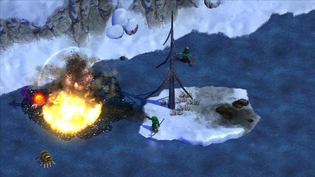 Magicka: Frozen Lake DLC on PC screenshot #3